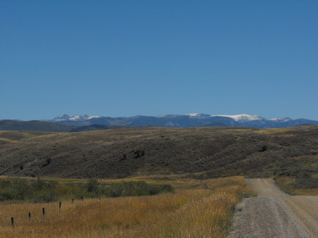 first snow on the Dome 9-13-19, from RCR 52w.