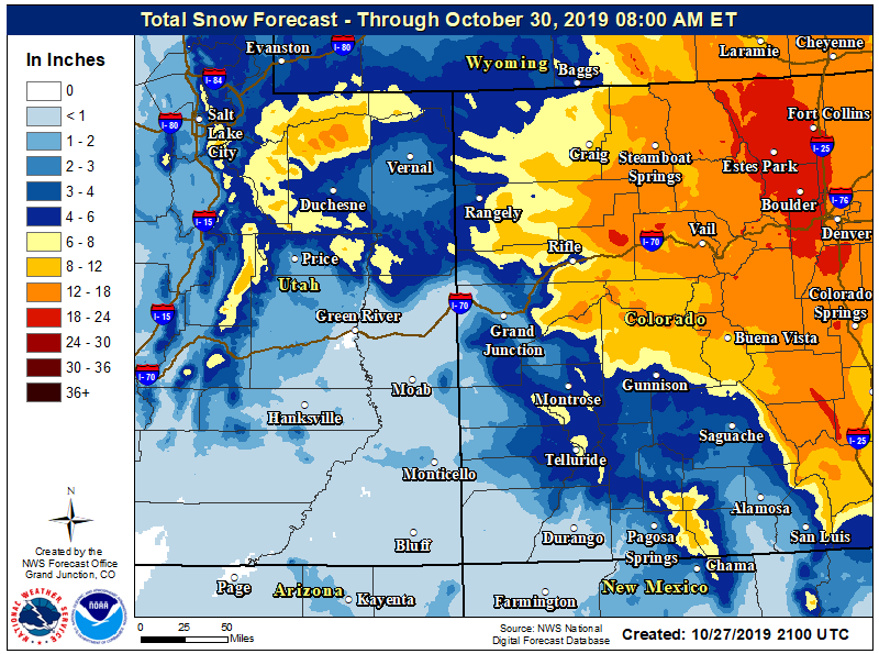 12 to 18 inches of snow negative overnight temperatures headed for the steamboat springs area steamboattoday com 12 to 18 inches of snow negative