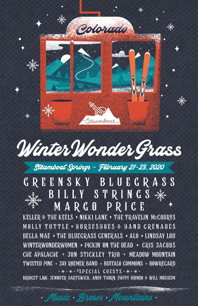 Mountain Home Country Music Festival 2020 Lineup.Here S The Lineup For Winterwondergrass 2020