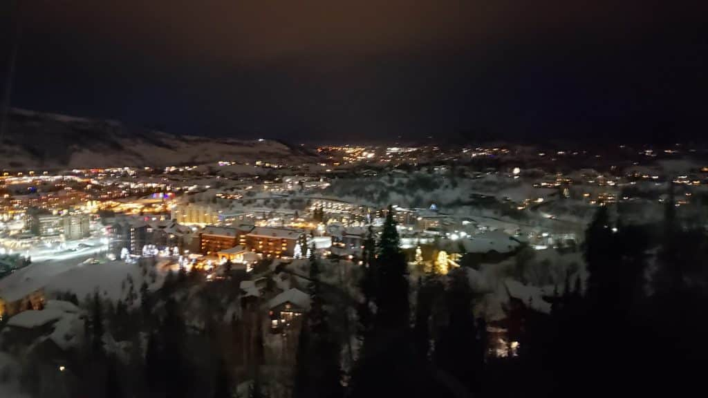 We just returned from our first trip to Steamboat. Some observations for you. Probably the best skiing we have ever had - anywhere. The town was amazing. Its was picture-postcard perfect. The people - I cant say enough about the locals. Incredibly welcoming, generous with their time, excited to be living in such a beautiful place and passionate about the town and the environment in and around Steamboat. We were on Lincoln during the anniversary celebrations, watching the races. The spirit of the place and the overall feeling if of joy and inclusion made us feel like the community is strong. The photo is from our gondola ride to the Four Points. We will be back every year now, as this feels like 'home'.
