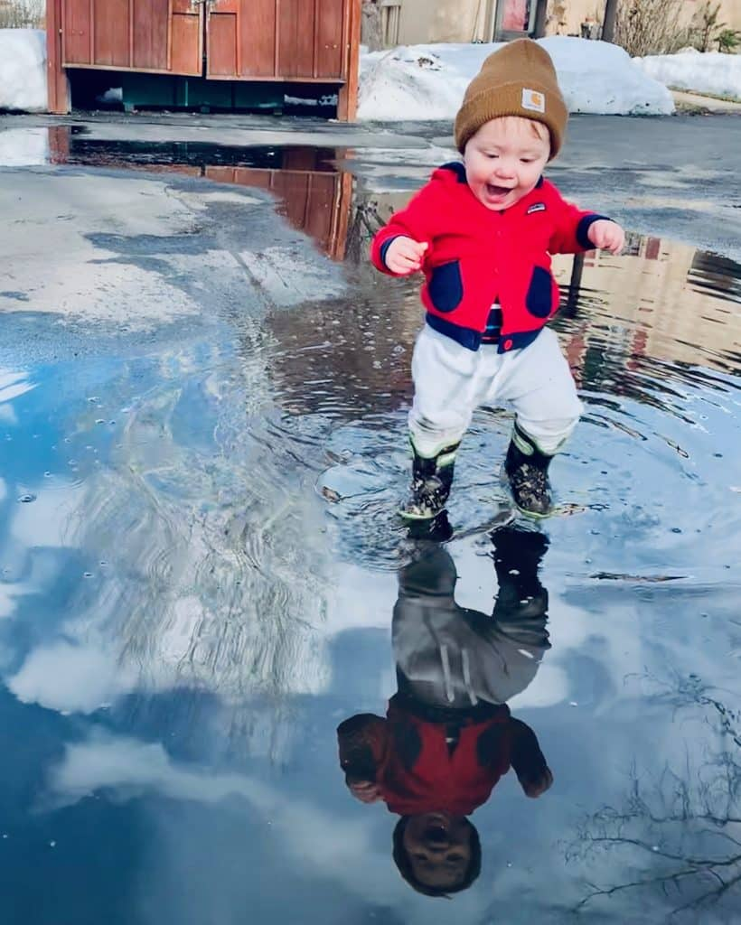 This is Gavin Wu Steamboat kid! This is a photo my daughter posted she is Shelly Wu who lives in the Boat! I live in Southwest Colorado, montezuma county! I thought this would cheer up some in your area since ski season closed! Puddle jumping an option !