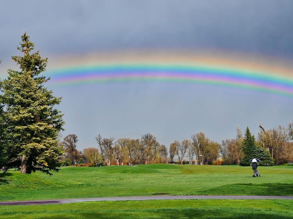 Rainbow, Steamboat Golf Club