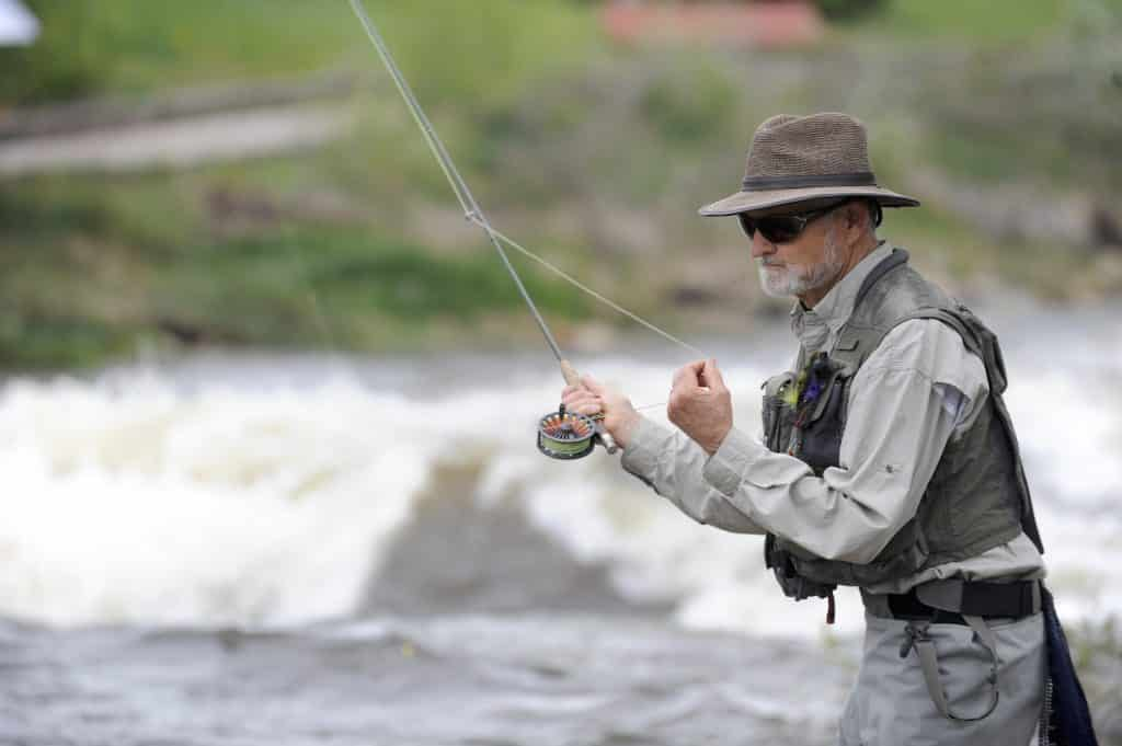 Cpw Offers Free Fly Fishing Classes In July Steamboattoday Com