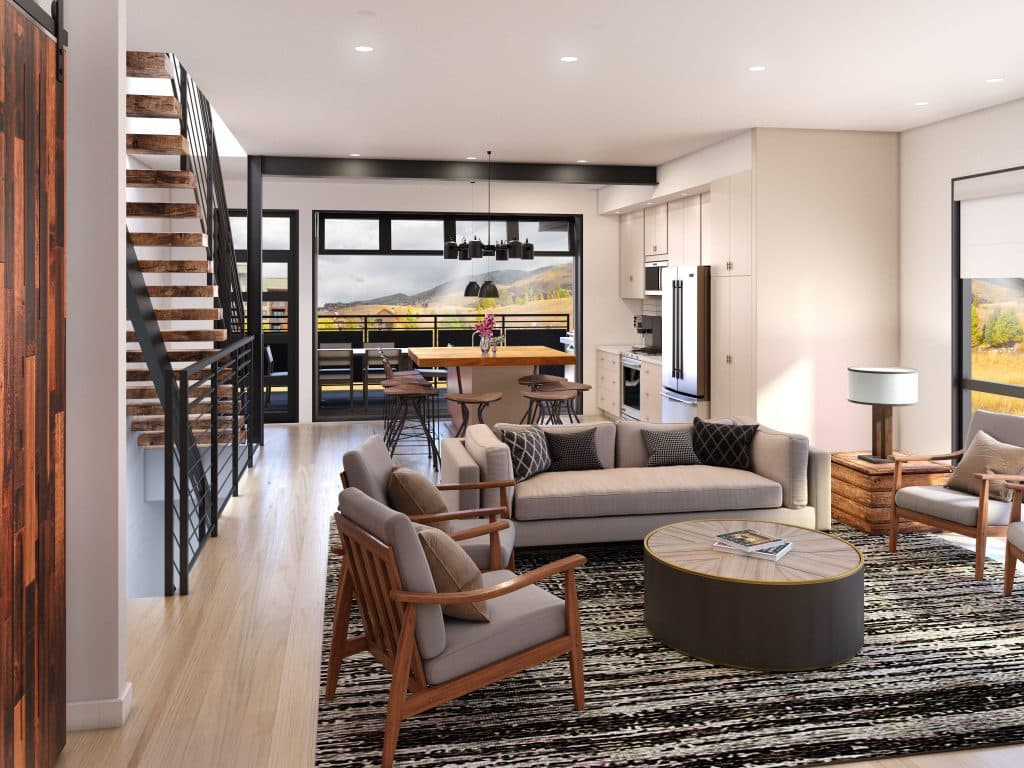 Elevate at Wildhorse Meadows will deliver 24 rowhomes that meet market demands for new construction, world class amenities and walkable convenience.
