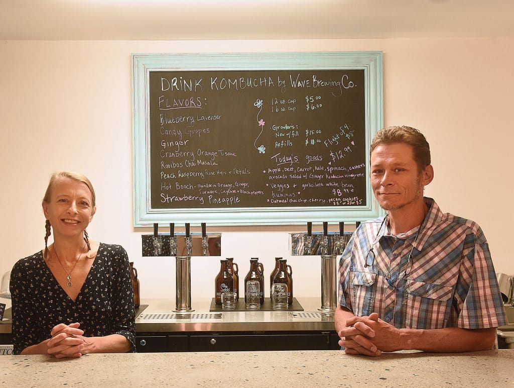 Drink Kombucha offers new gathering place in West Steamboat