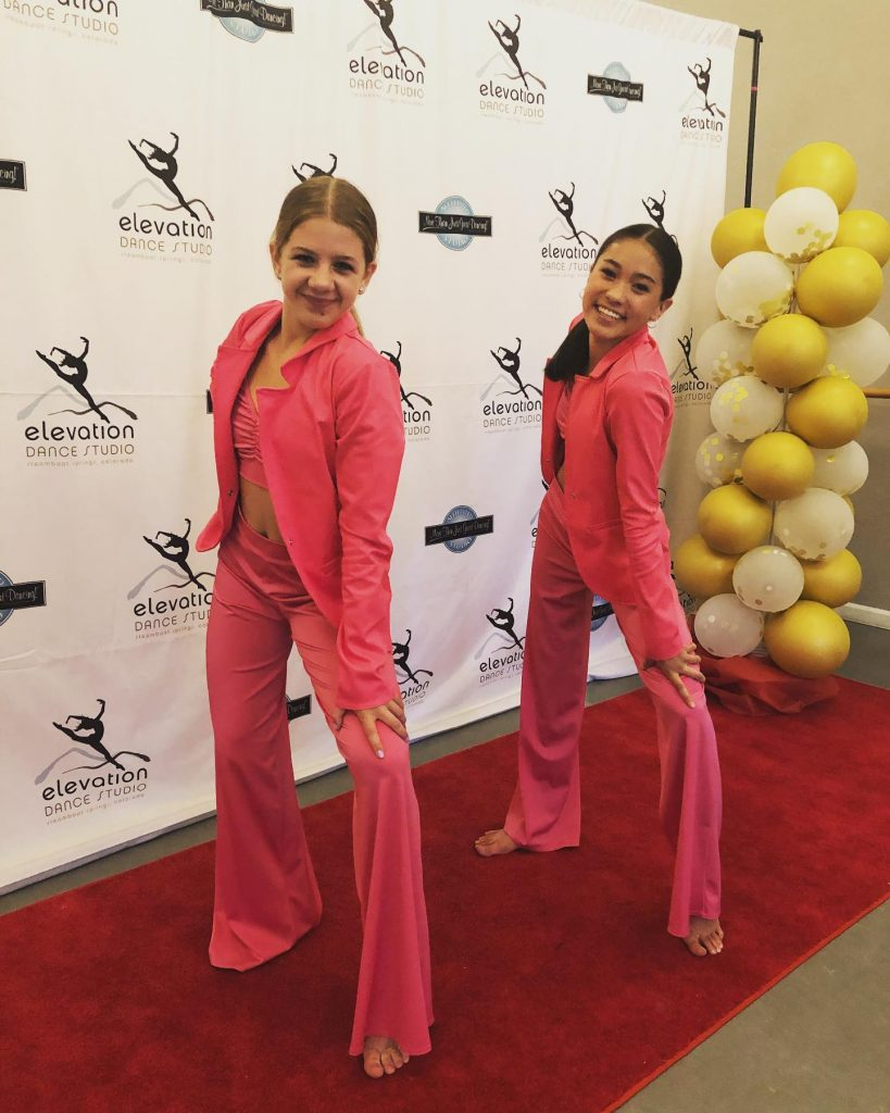 Elevation Dance Studio's Red Carpet Experience was designed to make every child feel special and valued.