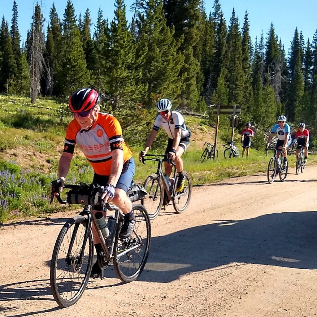 305 Spin founder John Moore has called Steamboat home since 2018. He's excited to focus some of his agency's efforts on helping community businesses. 305 Spin is a sponsor of Tour de Steamboat and SBT GRVL.