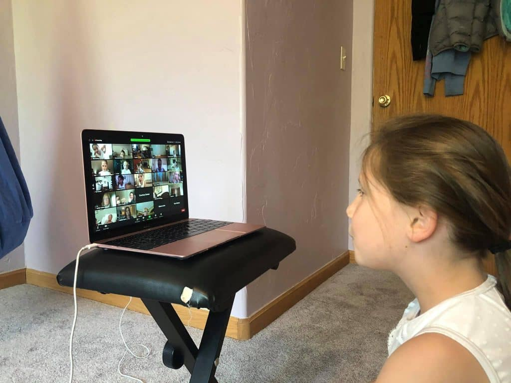 A week after the stay-at-home order was in place, Elevation Dance Studio had moved more than 50 classes to a distance-learning platform for eight weeks.