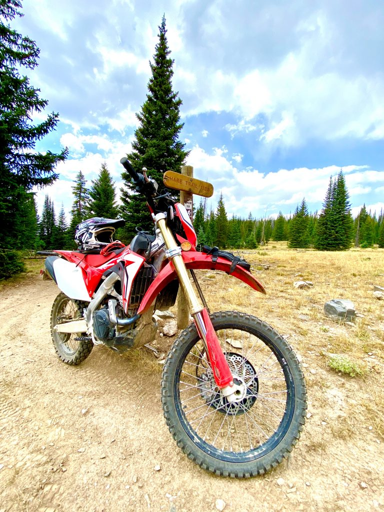 Another Good Day Of Riding. Wyoming Trail & Hare Trail. Off of Seedhouse Road.