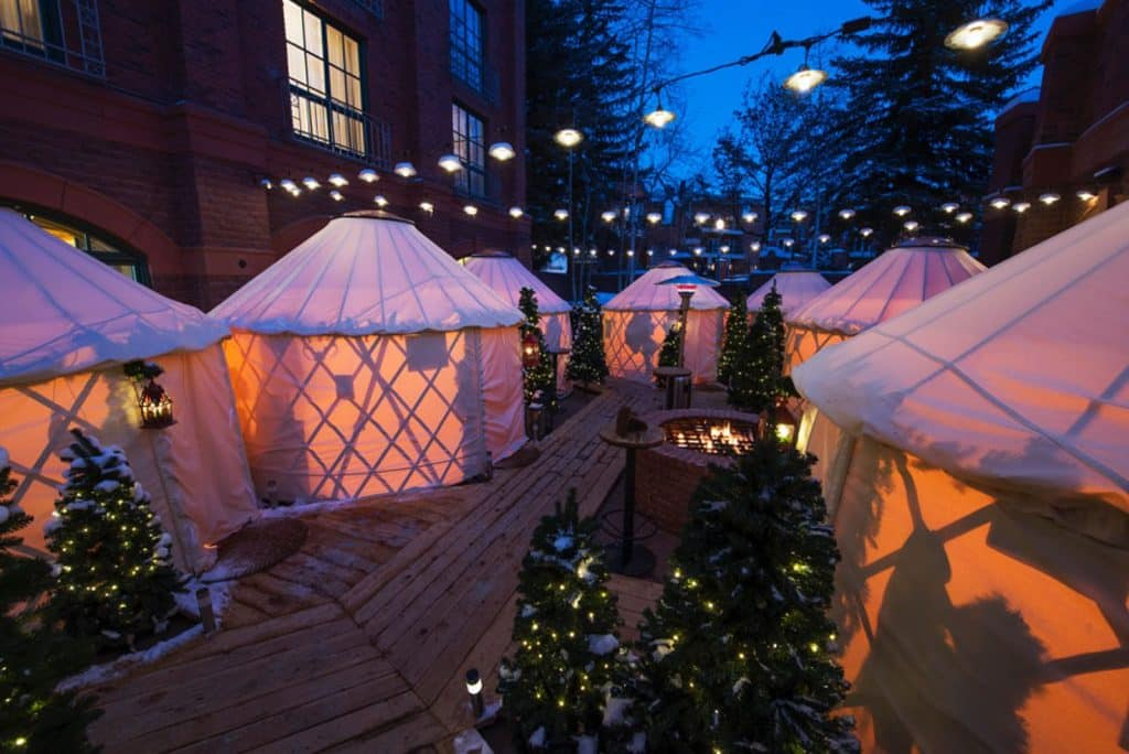 Road To Recovery Restaurant Owner Cooks Up Ideas In Face Of Covid 19 Including Adding Yurts For Diners Steamboattoday Com