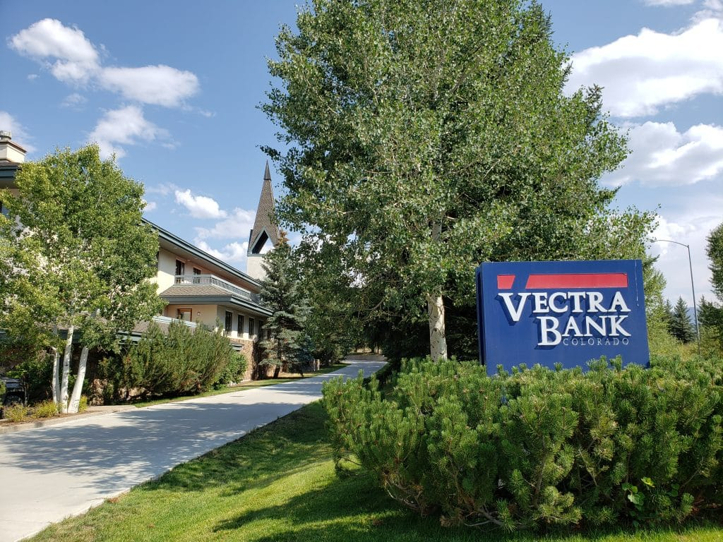 Vectra Bank is passionate about giving back to the Steamboat Springs community it serves.