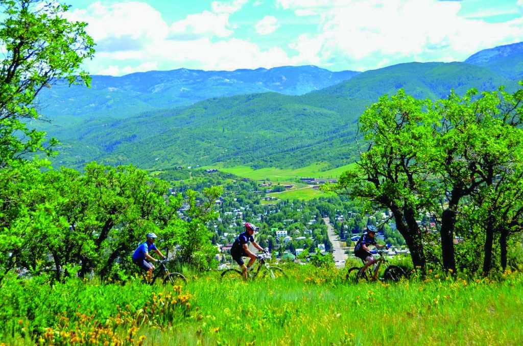 World-class recreation and views are within minutes of the RiverView parcel in downtown Steamboat Springs.