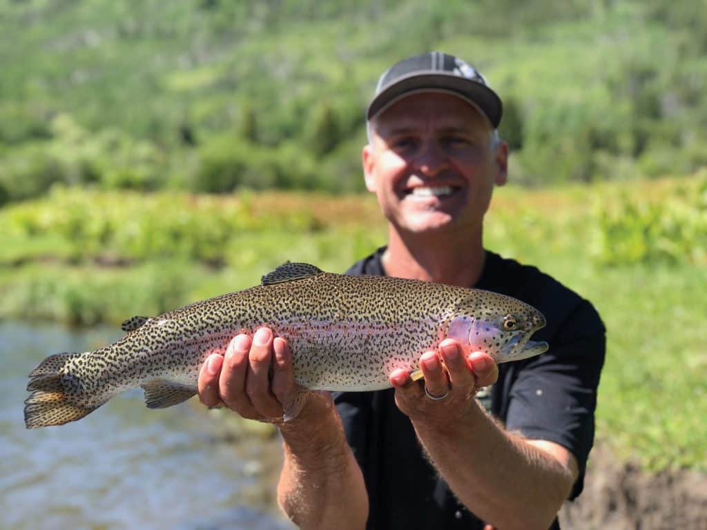 Dr. Michael Sisk has been practicing orthopaedic medicine in Steamboat since 1999 and enjoys the same world-class outdoor recreation as many of his patients.