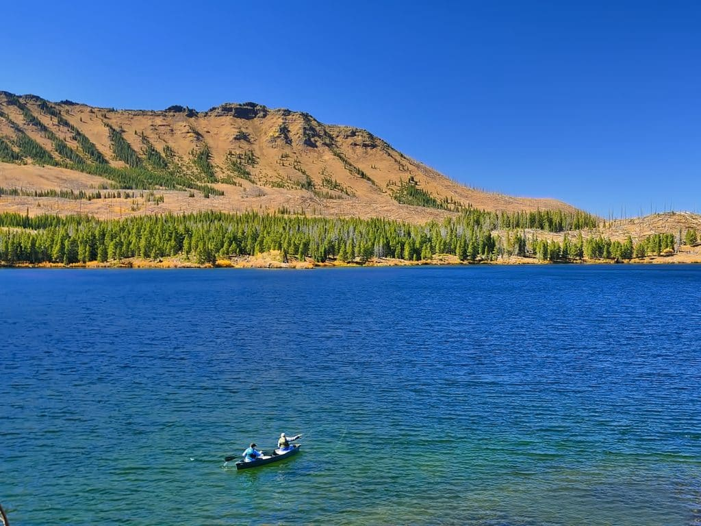 Trappers Lake