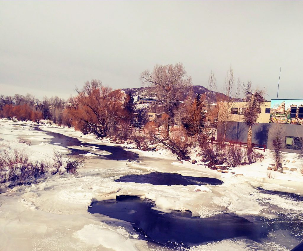 yampa from behind rescue bldg