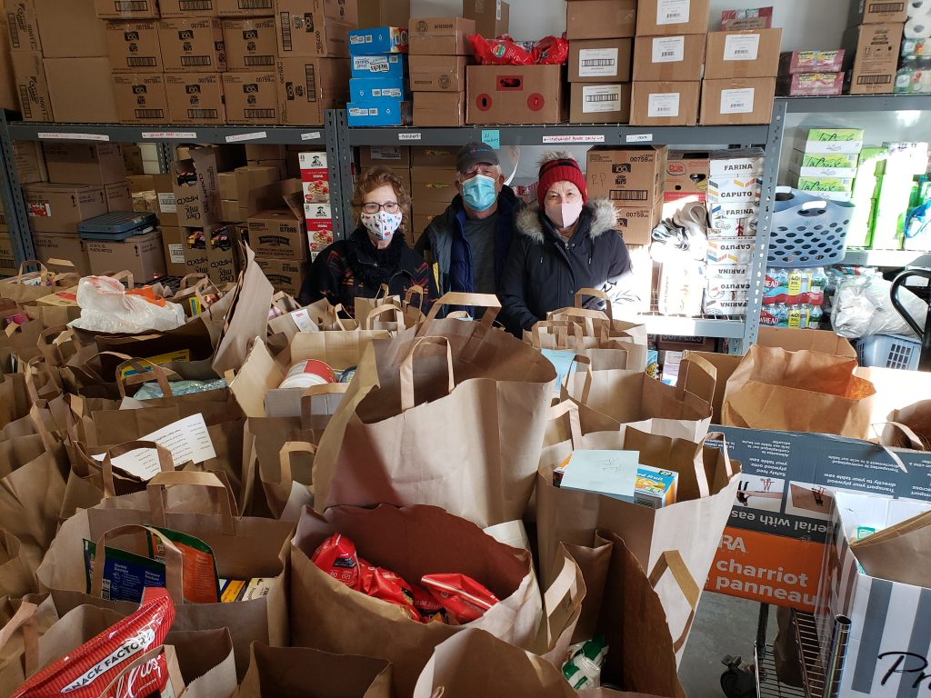 The Silver Spur neighborhood west of Steamboat Springs hosted a Martin Luther King Day food drive for LiftUp of Routt County and 1,200 pounds of food were collected. Volunteers who assisted with the effort were Lori Guziak Nora and Sean  Bruecken, Cheryl Wolf, Tom Burtard, Maureen Foley, Michael Prindable, Eileen Beard, Suzanne Stuart, Jerry and Sandy Schwindy and Kenn Swearingen.