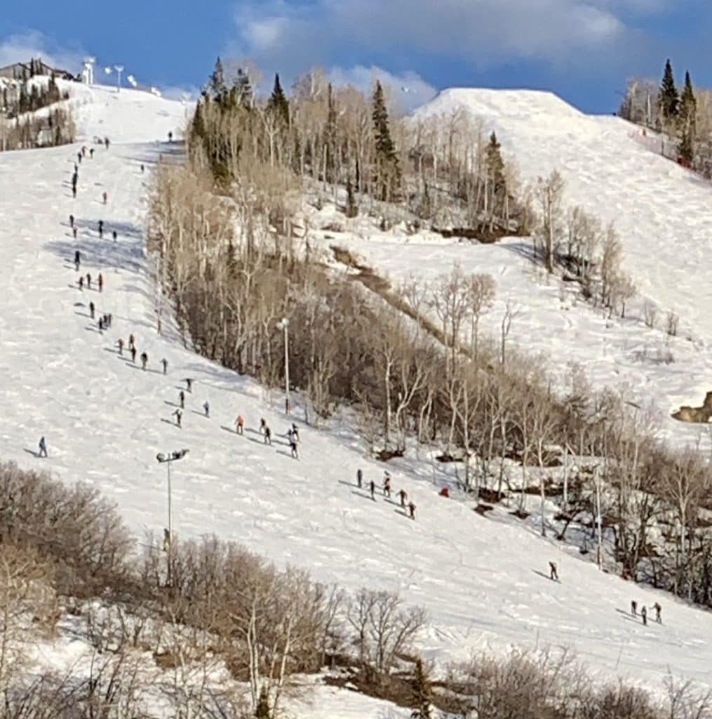 Skinners heading up Vogue on Steamboat Resort.
