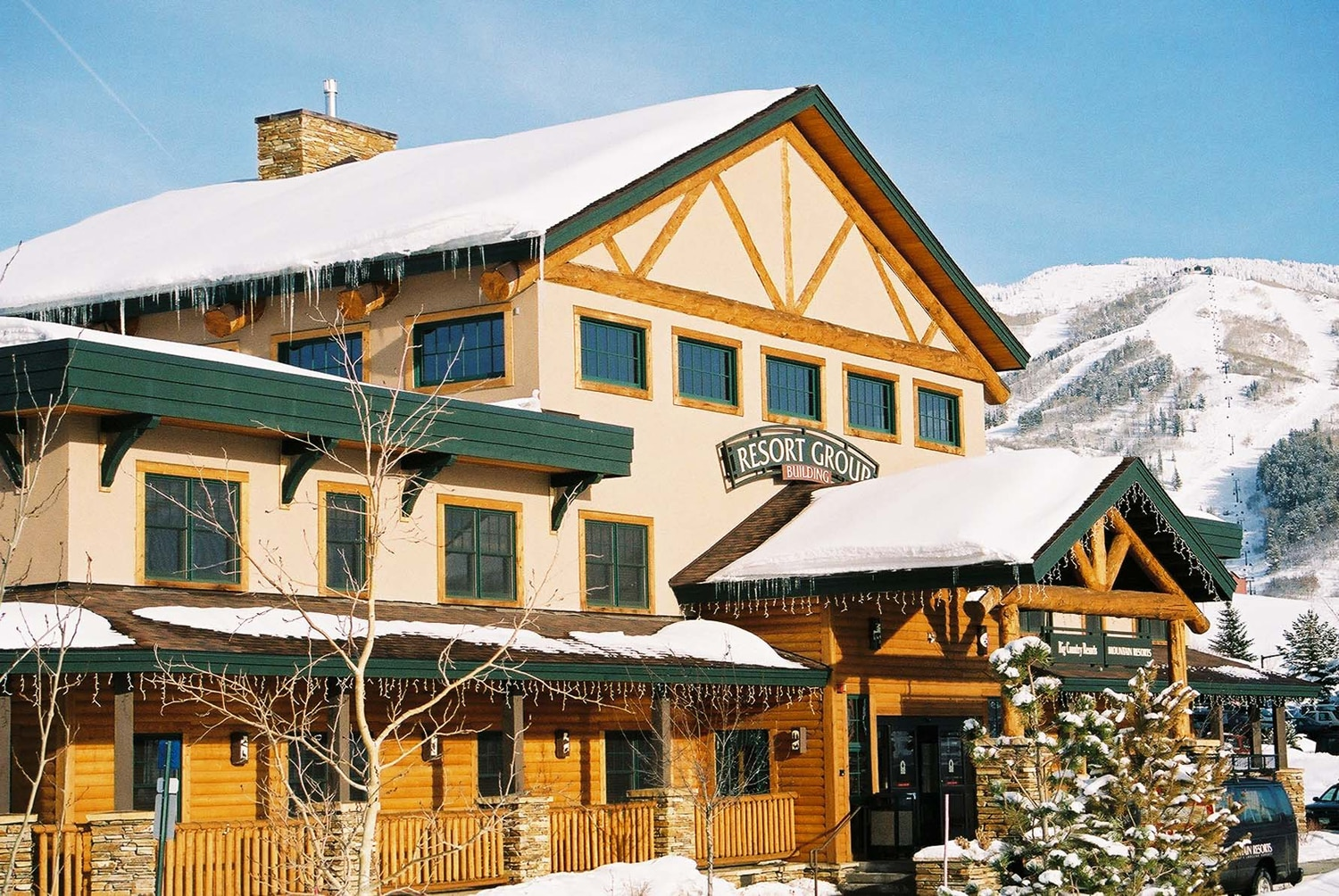 Since the mid-1970s, Steamboat's Resort Group has offered a comprehensive, home-grown solution for both residential and commercial property management. (Photo courtesy of Resort Group)