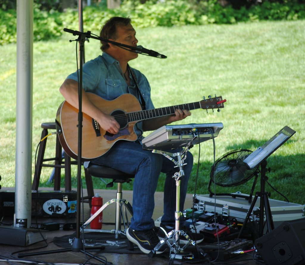 Music on the Green Patrick Waters 7-28-21