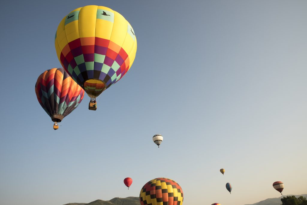 Steamboat Pilot & Today Hot Air Balloon Rodeo