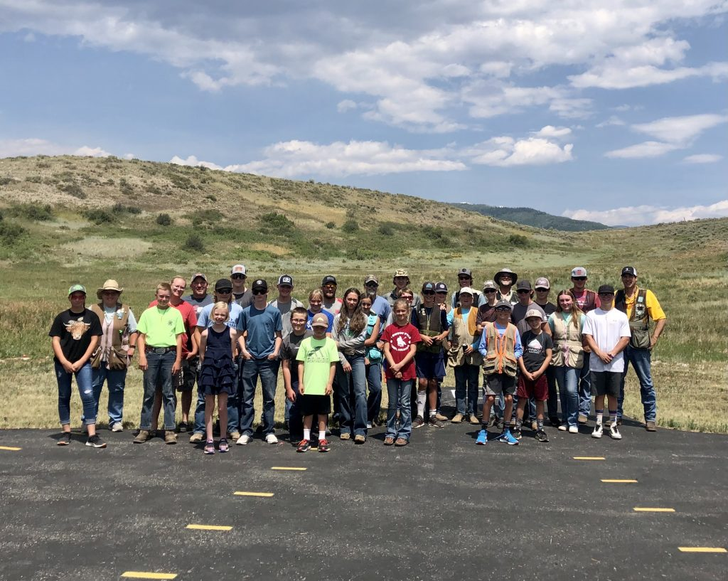 Congratulations to the Routt County 4-H youth who participated in Shooting Sports Completions Weekend.  And a huge thank you to all our coaches.