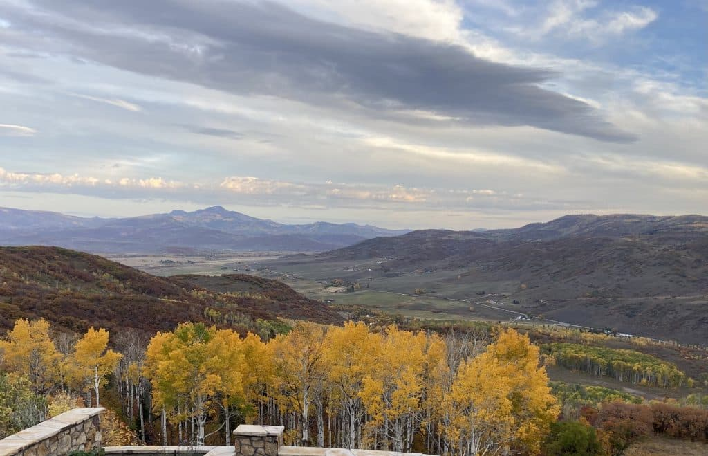 this might be the best View in steamboat!